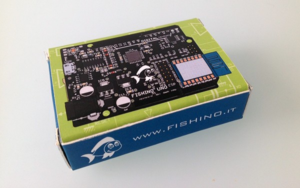 fishino unboxing