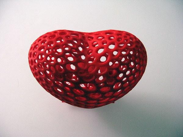 3D Heart San Valentino alto