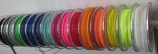 filoalfa bobine colore