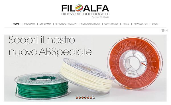 filoalfa homepage