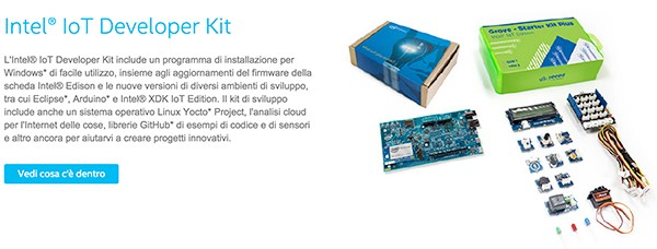 intel iot roadshow 2016 Edison Dev Kit