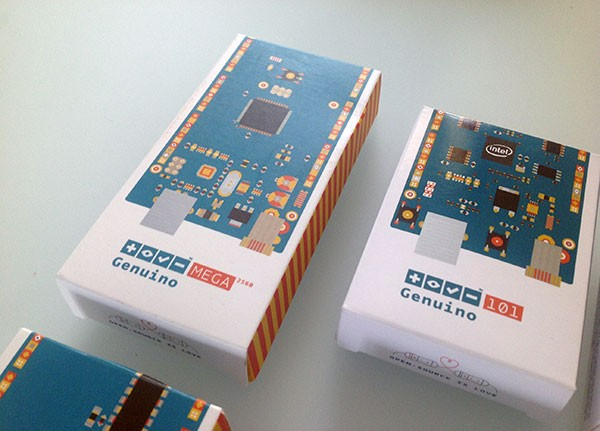 Genuino Mega & 101