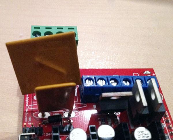 Ramps sostituzione MF R1100