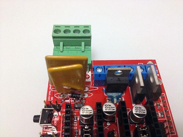 Ramps sostituzione MRF1100