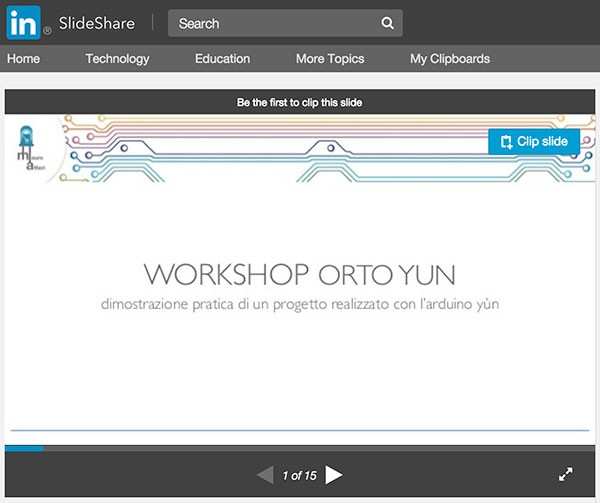 slide workshop yun su slideshare