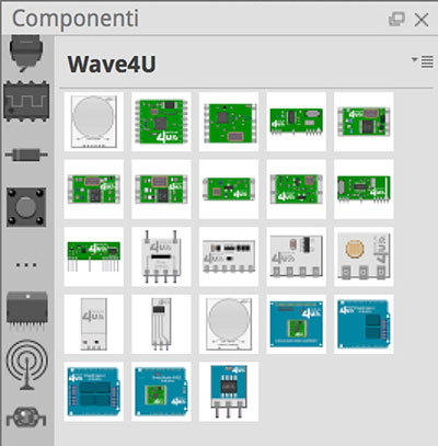 wave4u fritzing library