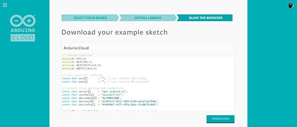 arduino cloud examples sketch