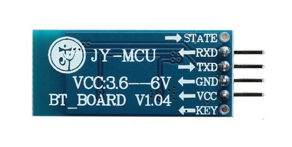 hc 05 serial retro pin