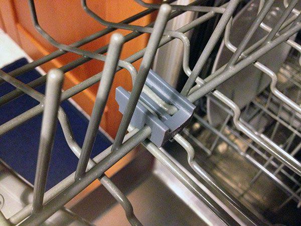 sostegno lavastoviglie 3d printed montato