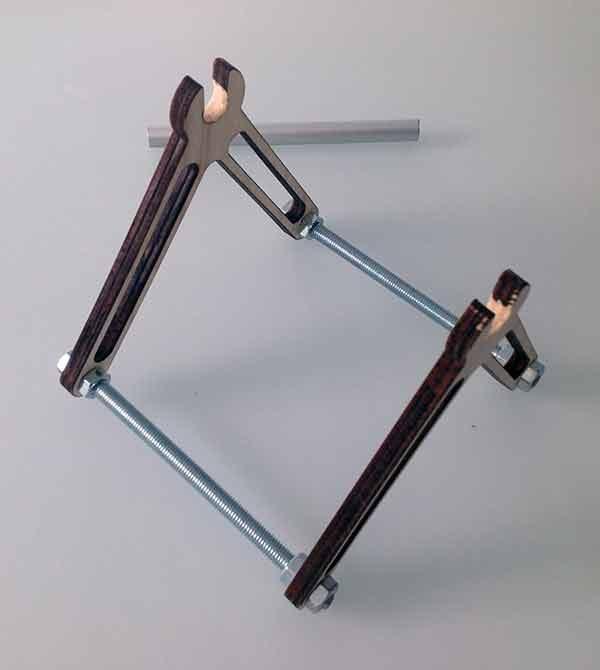 spool holder mount three