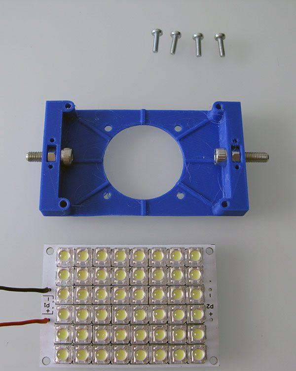 lampada illuminatore