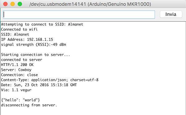 mkr1000 ssl certificates mockyio serial output