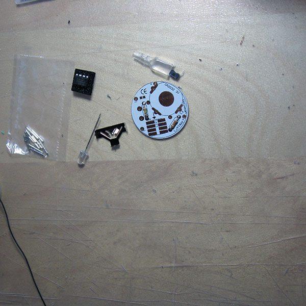halloween resistor mount