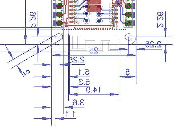 mkr1000 sizes dimensions bottom