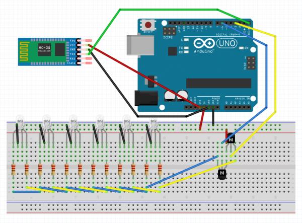 circuito phos