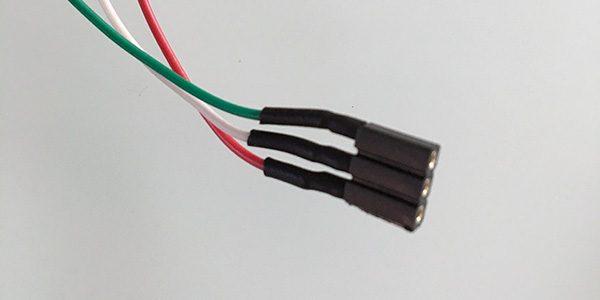 Christmas Tree Neopixel connector