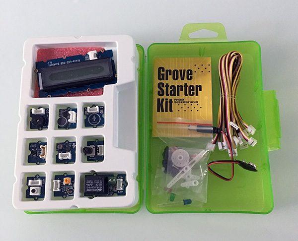 Grove starter kit bottom