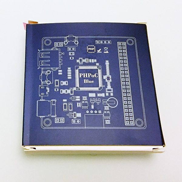 PHPoC Blue box rear