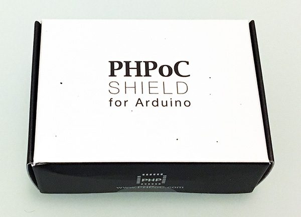 PHPoC  Shield box front