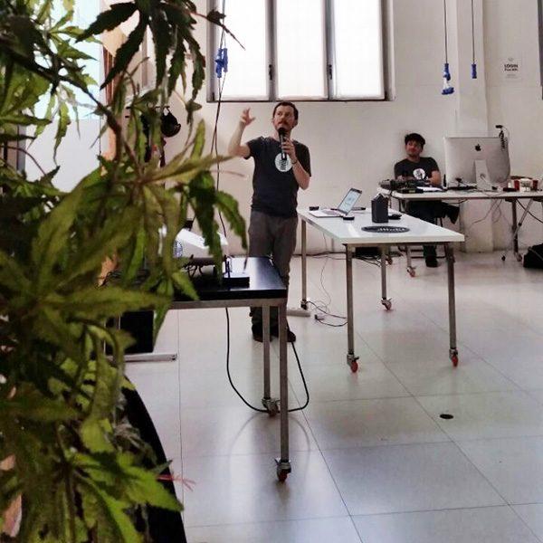 ArduinoD17 opencare Alessandro contini
