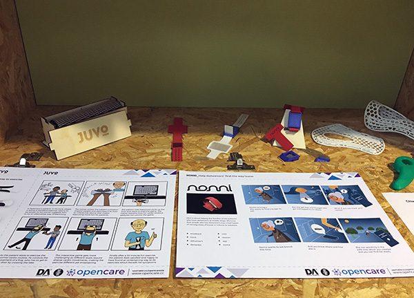 ArduinoD17 opencare juvo