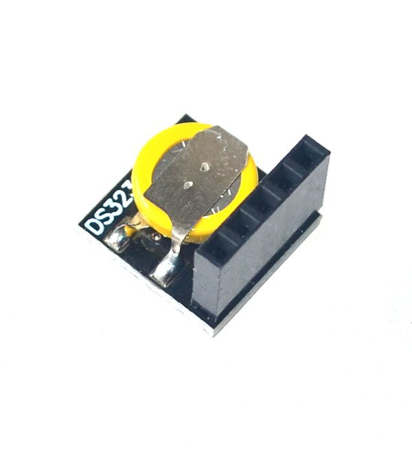 DS3231 Real Time Clock Module Back