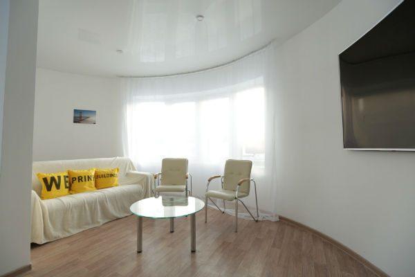 casa 3d work in progress inside view
