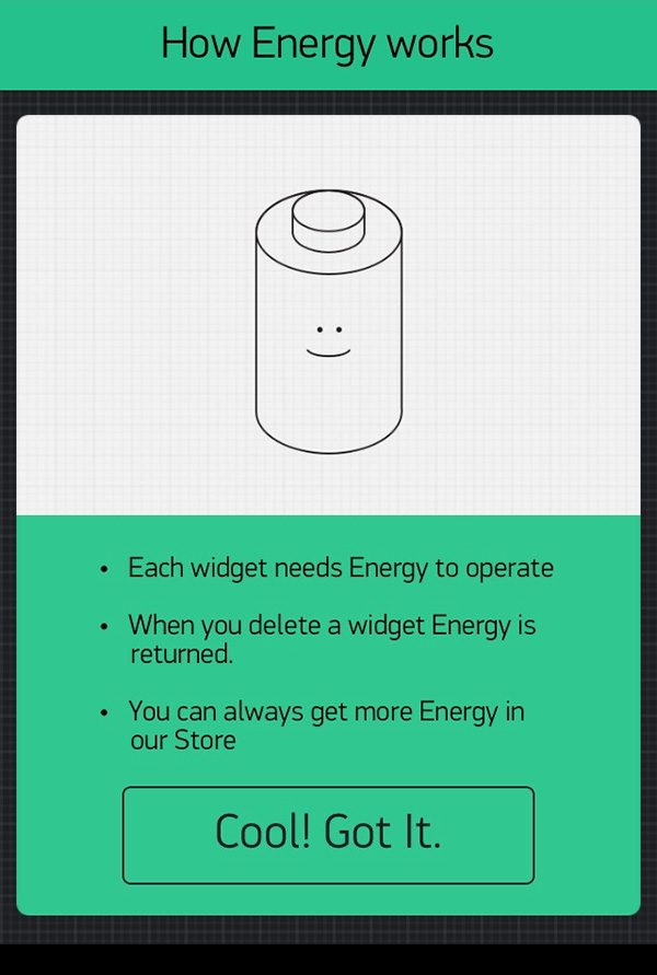 Blynk low energy info