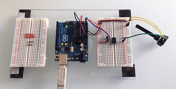 I2C Arduino master ADC ATtiny85