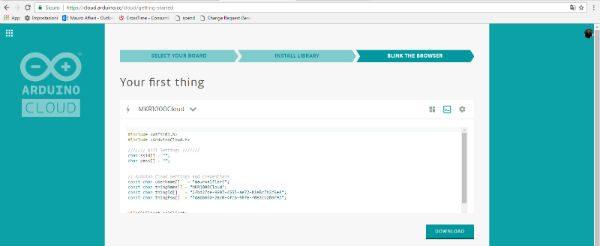 arduino cloud code download