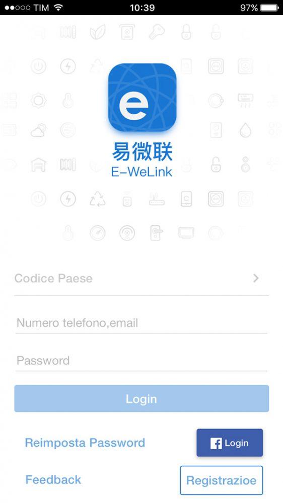 open EWeLink