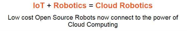 HBR hot black robotics IoT Cloud robotics