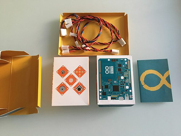 Arduino node kit semtech unboxing 0009
