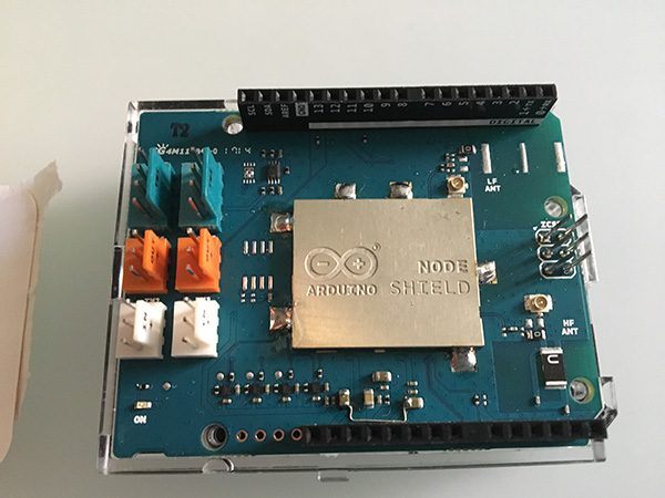 Arduino node kit semtech 0014