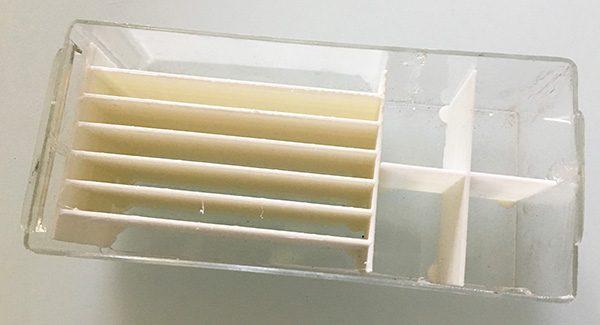 parametric separator resistor