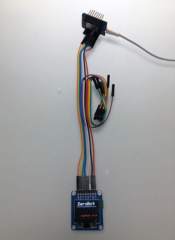 SSD1331 OLED RGB Wemos