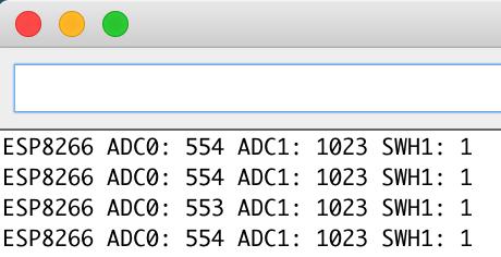WeMos I2C Attiny85 serial down