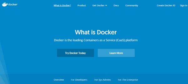 Influxdb, Grafana, Docker su raspberry Dockers homepage