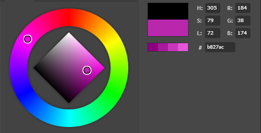 Rotary encoder attiny85 neopixel color wheel 184_38_174