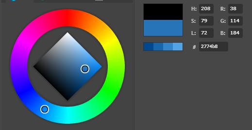 Rotary encoder attiny85 neopixel color wheel 38_114_184