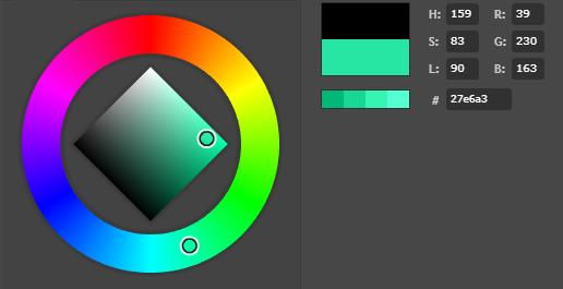 Rotary encoder attiny85 neopixel color wheel 38_230_163
