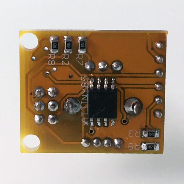 Attiny85 Encoder bottom mounted