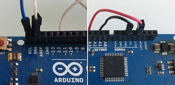 SPX-14241 Arduino connection leonardo