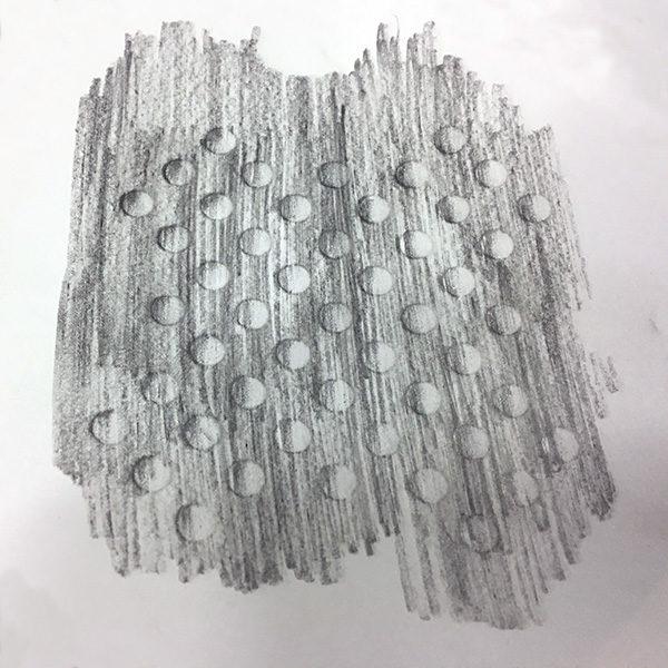 Base rotante photo lazy susan holes draw