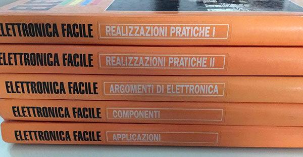 elettronica facile cover libri