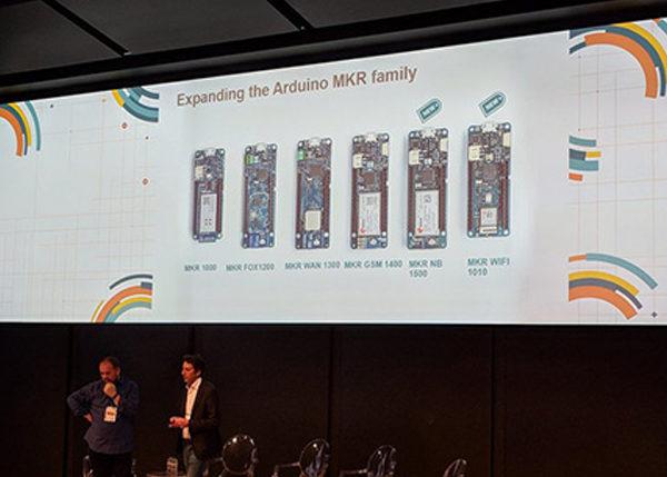 Arduino Day 2018 MKR family