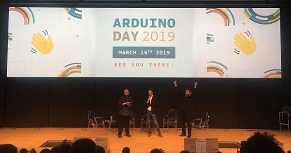 Next Arduino day 2019