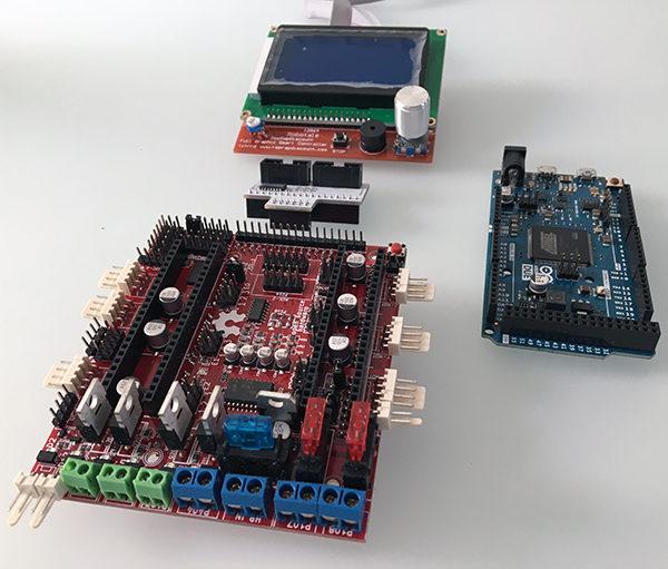 Ramps-FD Delta 3D printer