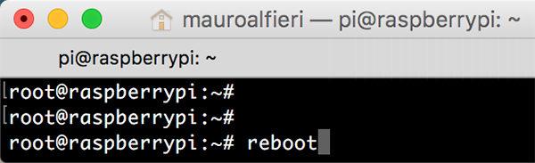RPi USB Boot reboot