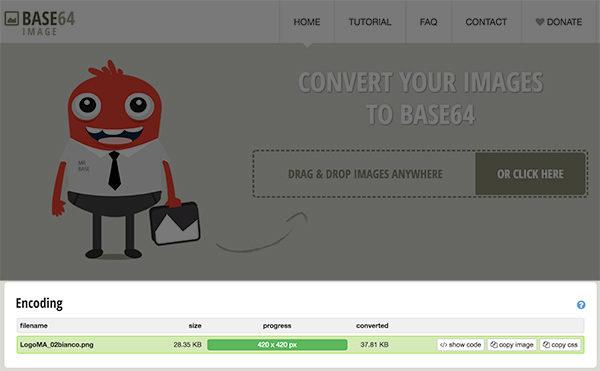 mkr1000 embedded html images uploaded logo